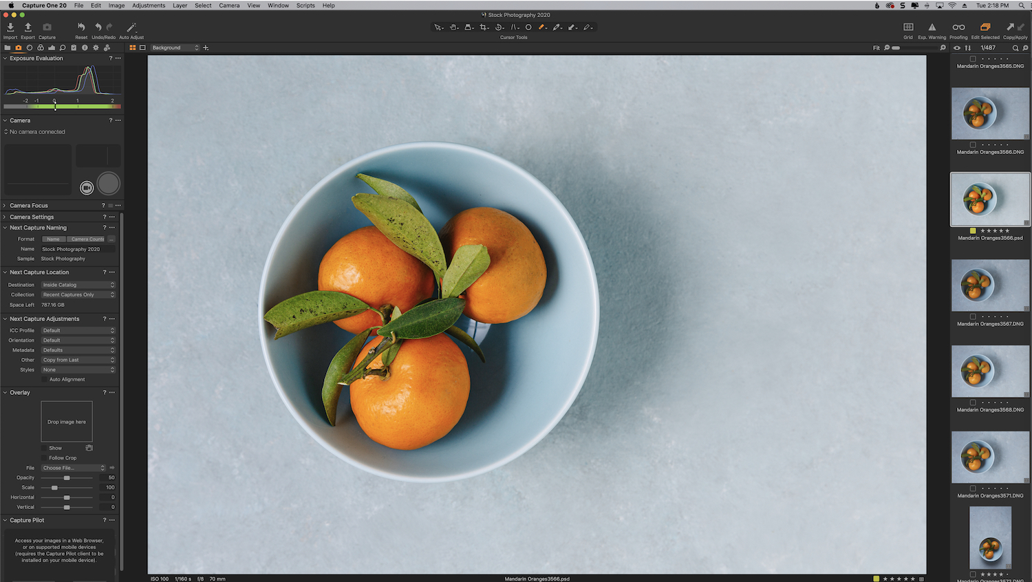 Switching from Lightroom to Capture One Pro