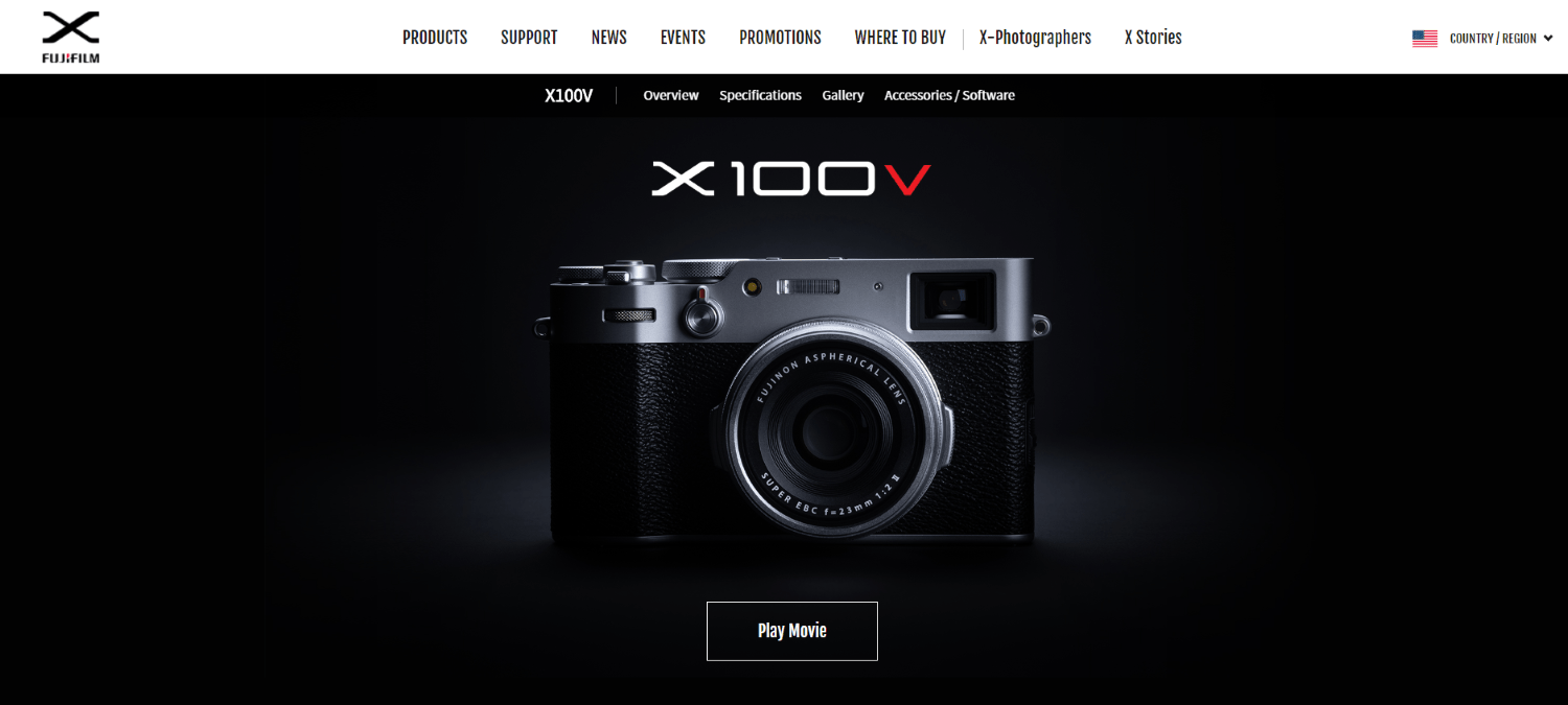 News: Fujifilm X100V Promotional Video Disturbs Fans, Gets Deleted