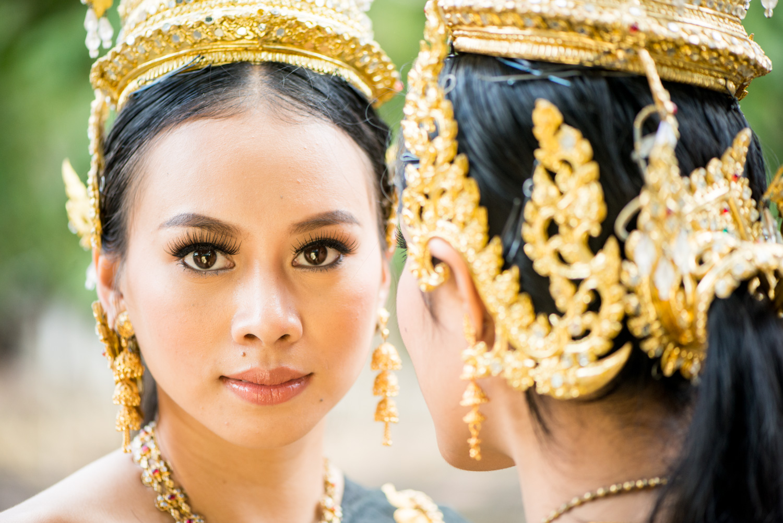 Focusing Tips for Beginners, Thai models