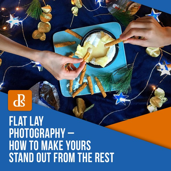 Flat Lay Photography – How to Make Yours Stand Out from the Rest