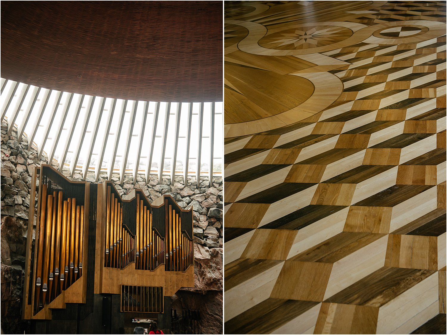 DPS How to use pattern and repetition in photography by Lily Sawyer – patterned floor and interior