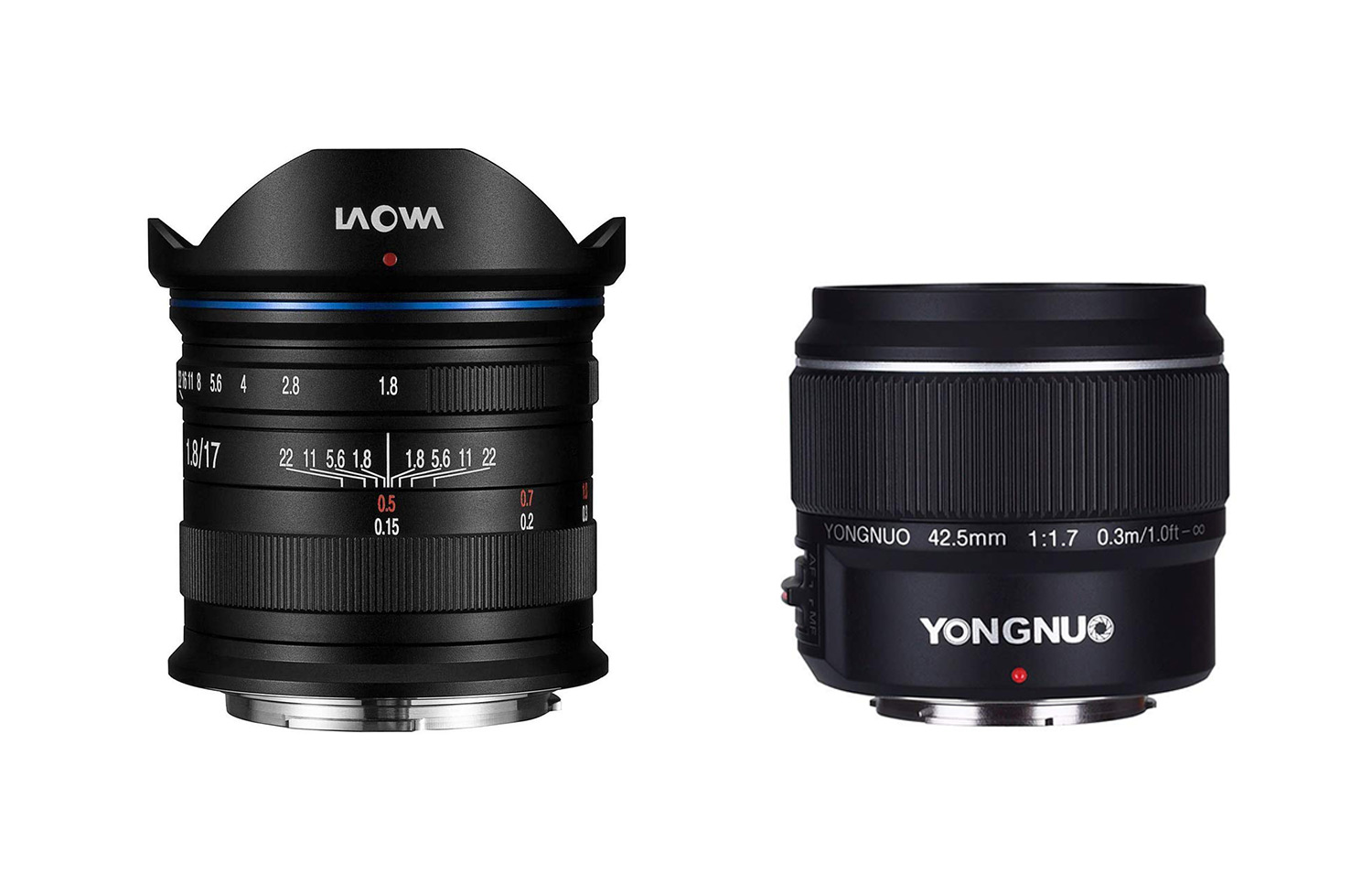 Laowa and Yongnuo to Support Micro Four Thirds Standard