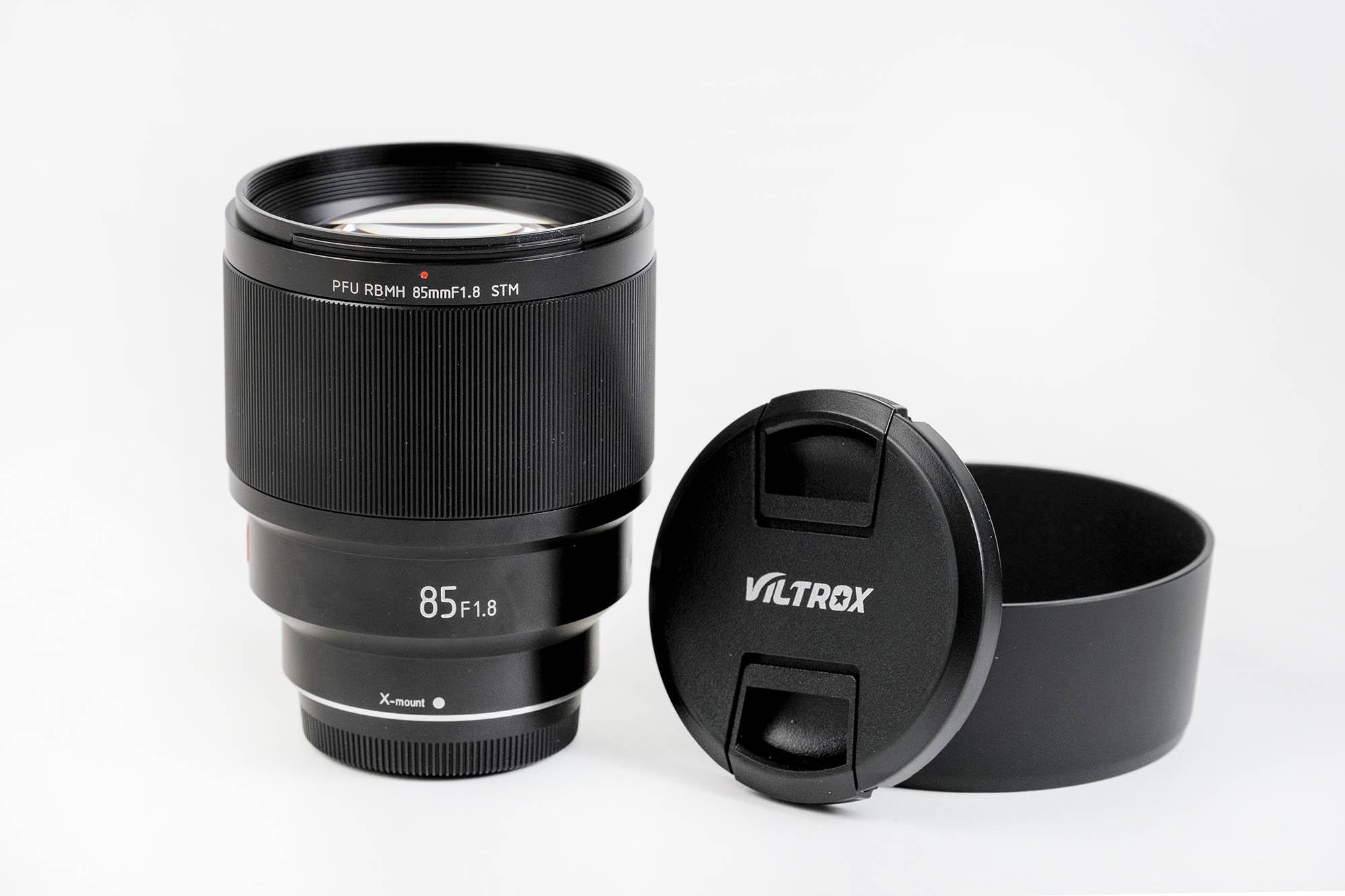 Viltrox 85mm f/1.8 for Fujifilm