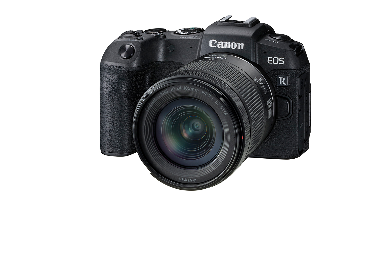 CANON EOS RP PRESS IMAGE WITH 24-105 LENS