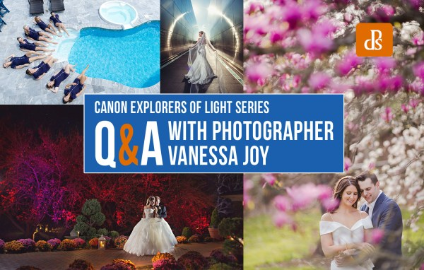 Canon Explorers of Light  – Q&A with Photographer Vanessa Joy