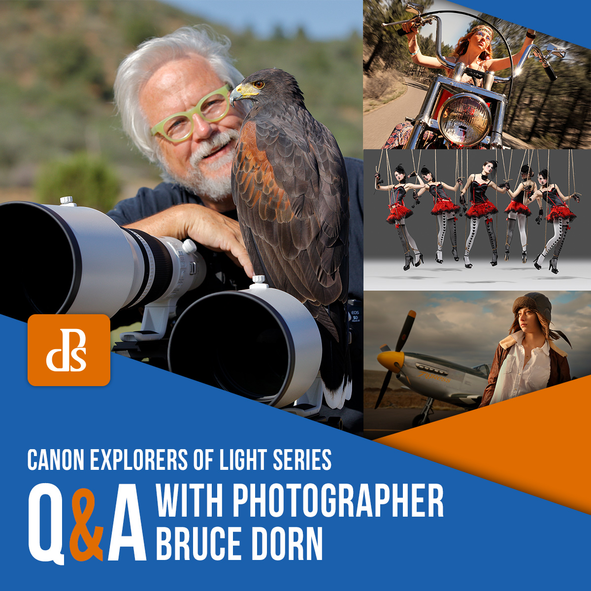 Canon Explorers of Light Series Q&A with photographer Bruce Dorn – Featured Image