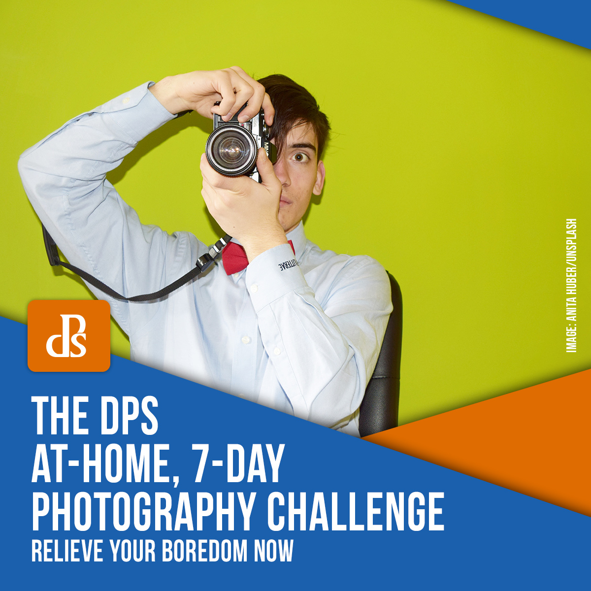 The dPS at-home, 7-day photography challenge feature graphic