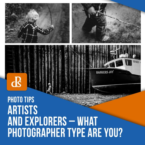 Artists and Explorers – What Photographer Type Are You?