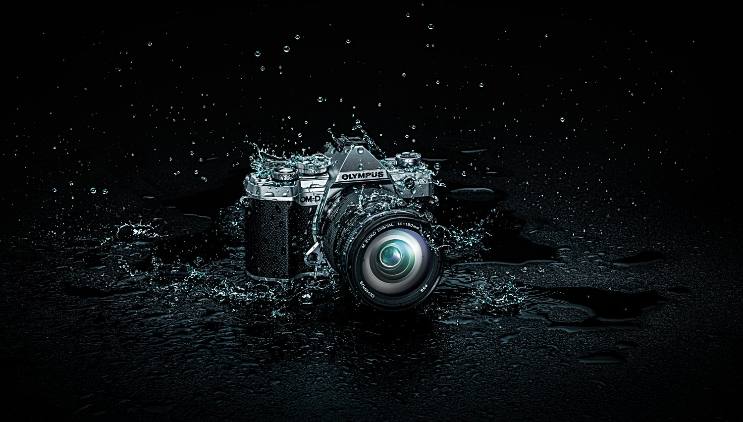 Some of Olympus's cameras offer truly incredible continuous shooting speeds.