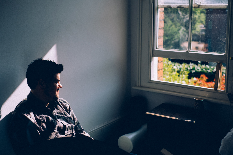 portrait light at home