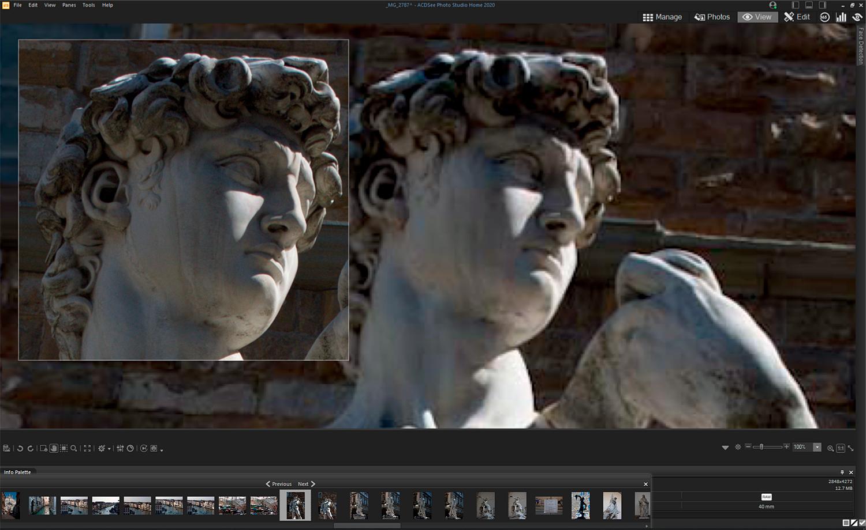 ACDSee Photo Studio Home 2020 - raw files