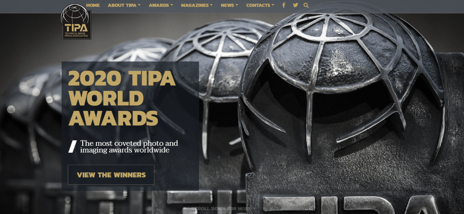 TIPA announces its winners