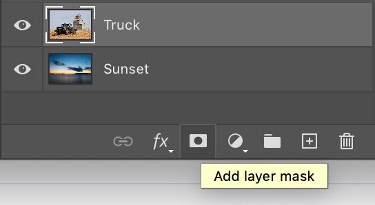 layer masks in Photoshop