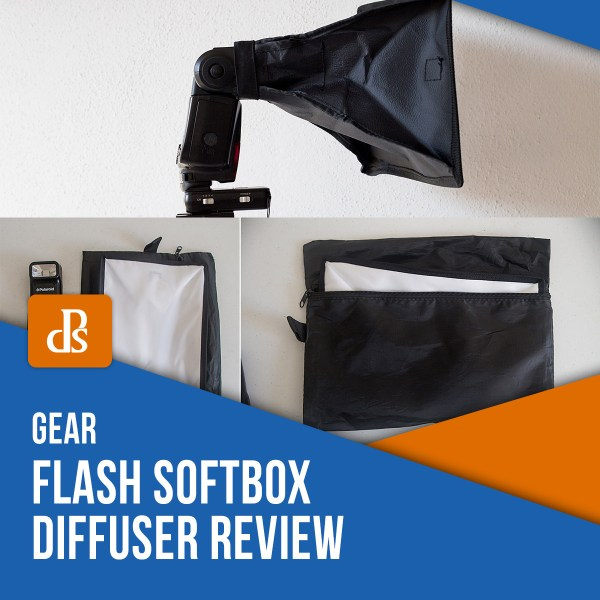 Flash Softbox Diffuser Review