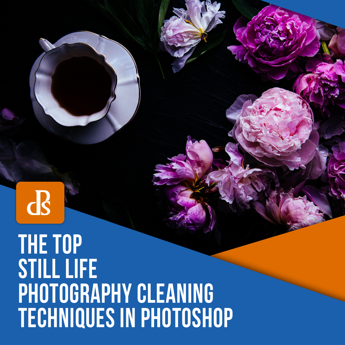 The top Still Life Photography Cleaning Techniques in Photoshop featured image