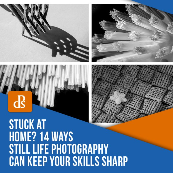 Stuck at Home? – Ways Still Life Photography Can Keep Your Skills Sharp