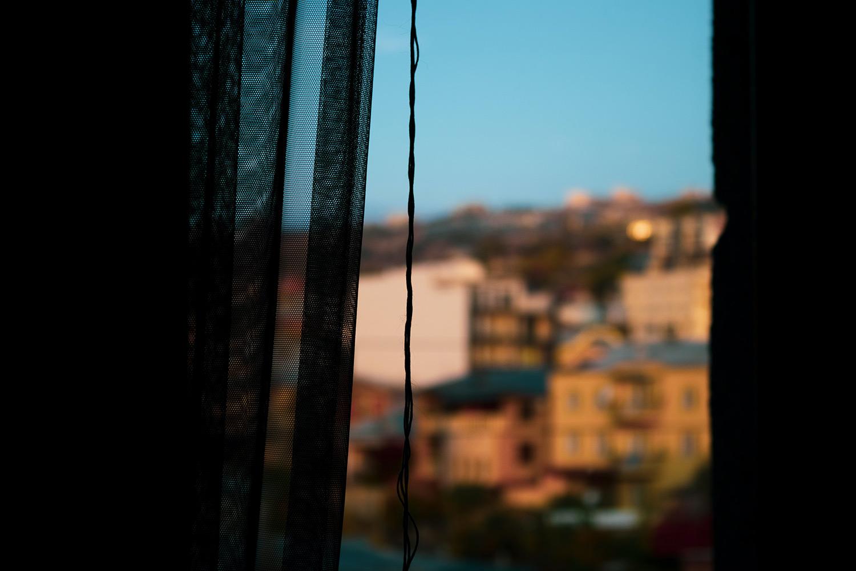 Desafio de Fotografia Semanal - Vistas da Janela