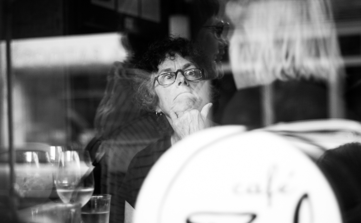 expressions captured by a street photography camera