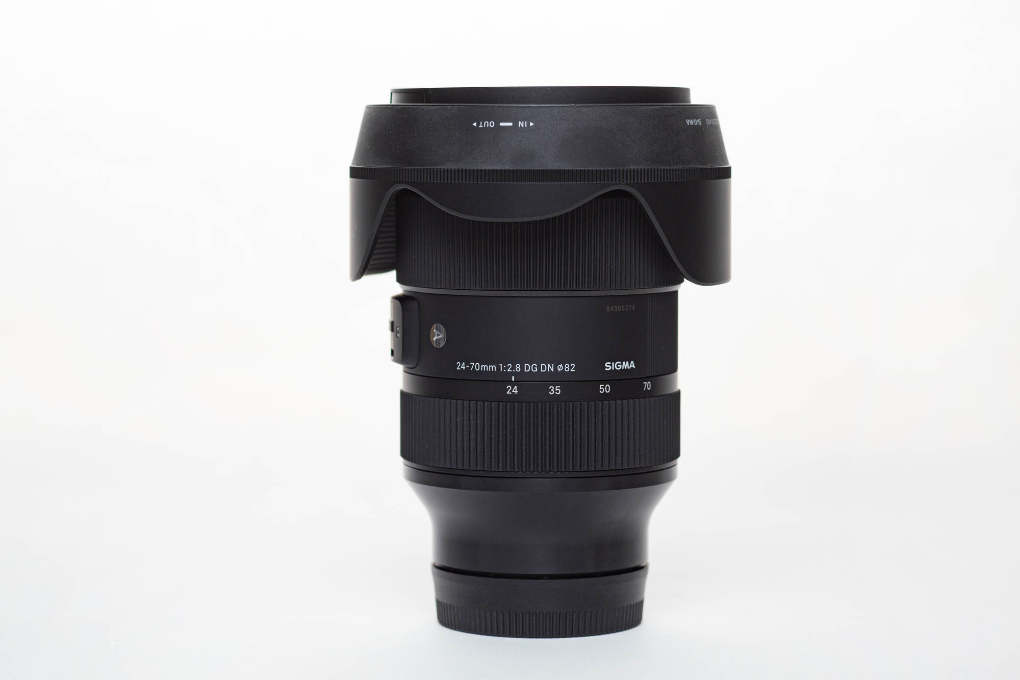 Sigma 24-70mm f/2.8 for Sony Review