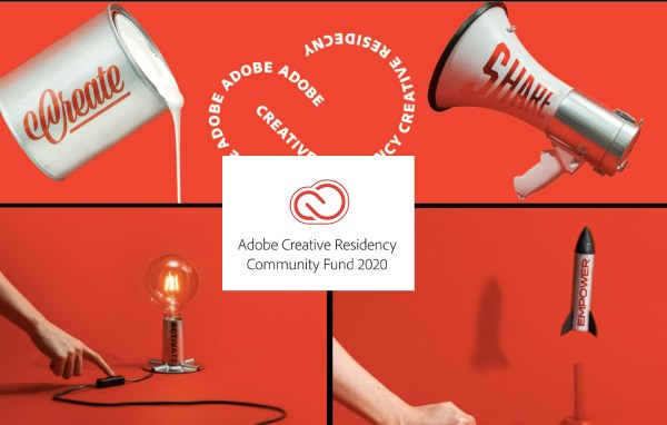 Adobe Announces $1M Community Fund to Aid Artists During Pandemic