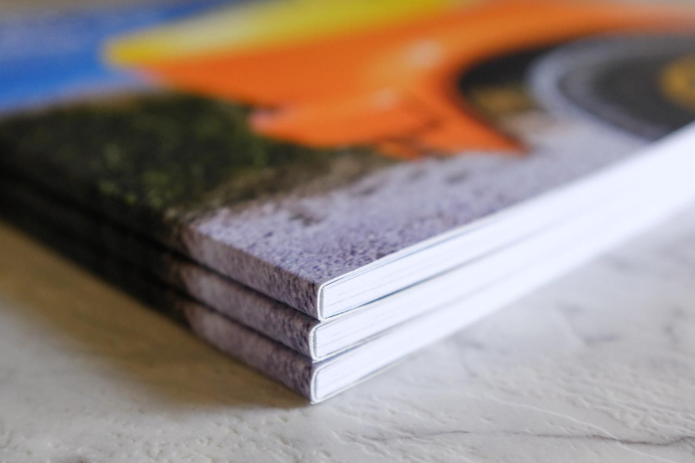 Publish a photography zine