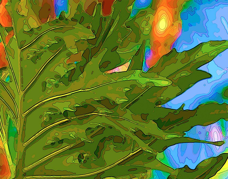 Fluxo de trabalho de fotografia de coroa - flor - planta