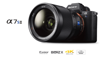 Sony Positions Announcement of New Camera to Better Compete With Canon