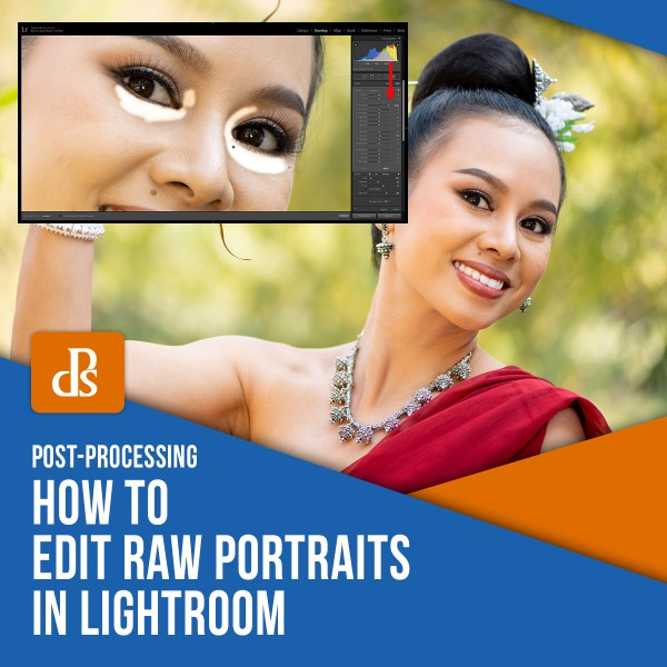 How to Edit RAW Portraits in Lightroom