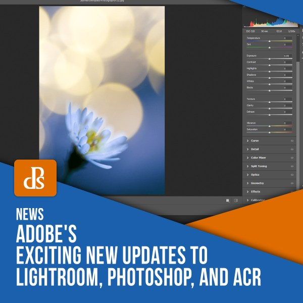 Adobe's Exciting New Updates to Lightroom, Photoshop, and ACR
