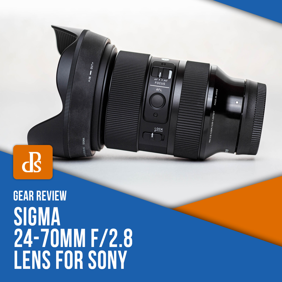 sigma 24-70mm f/2.8 lens review