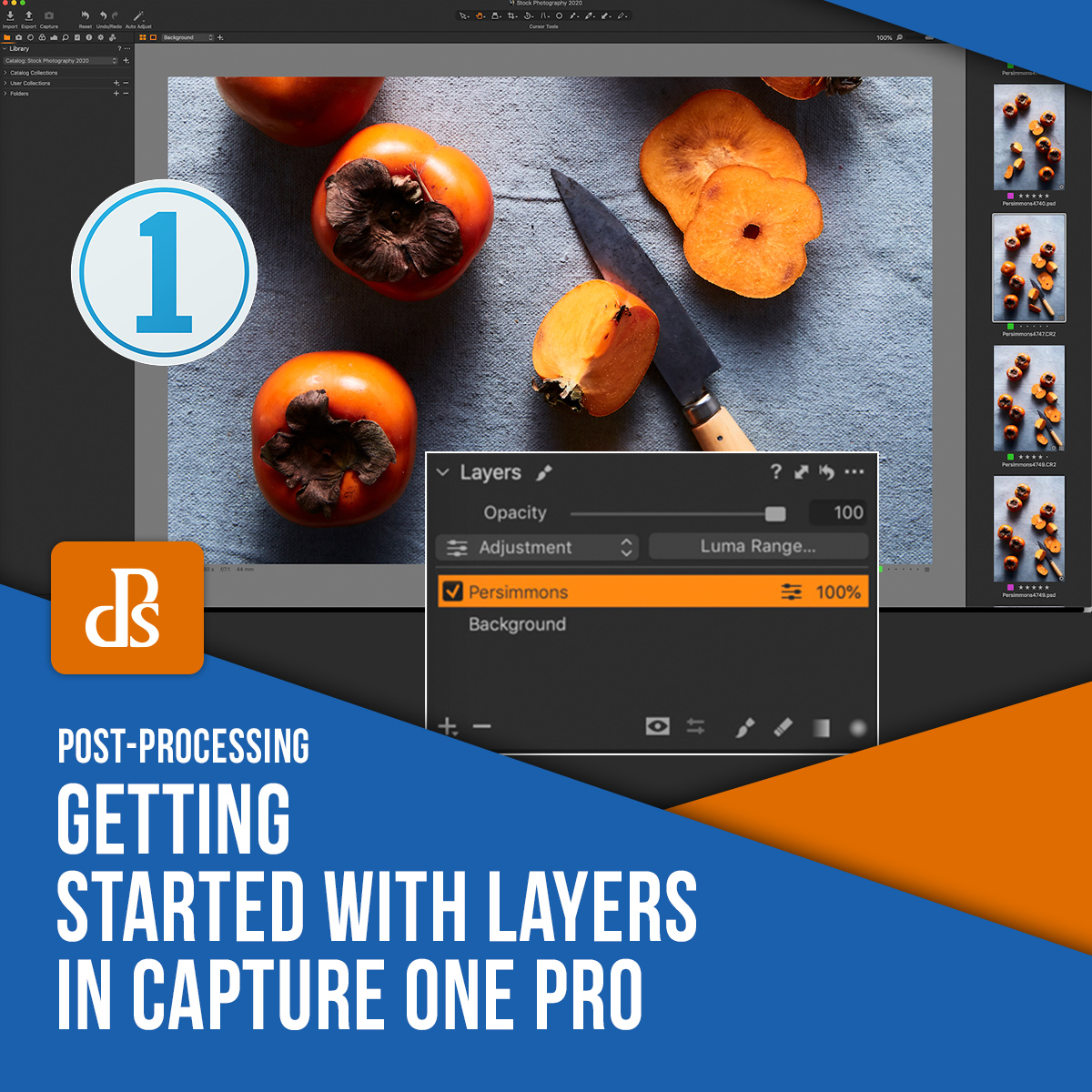 using layers in capture one pro