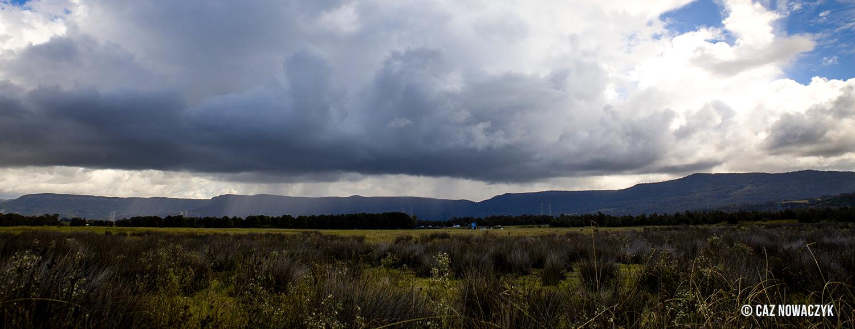Dramatic cloudy sky by Caz Nowaczyk