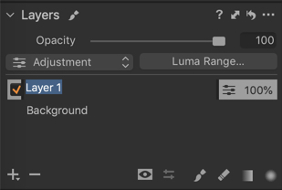 layers in Capture One