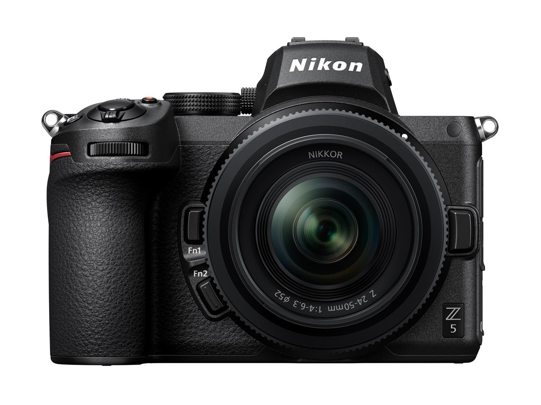 Nikon Z5 announcement