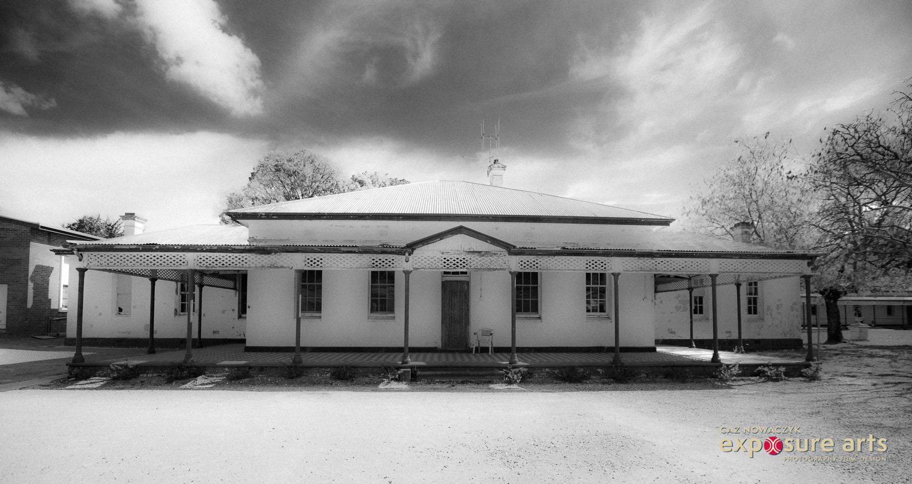 Desafio de fotografia semanal: edifícios históricos