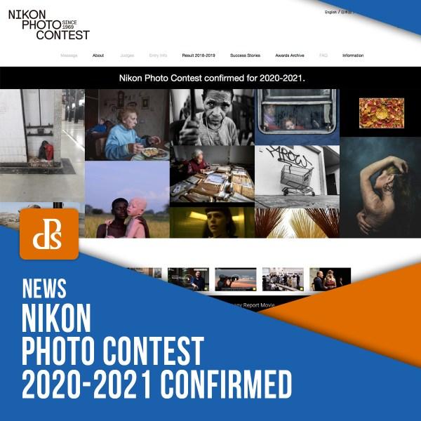 Nikon Photo Contest 2020-2021 confirmado oficialmente
