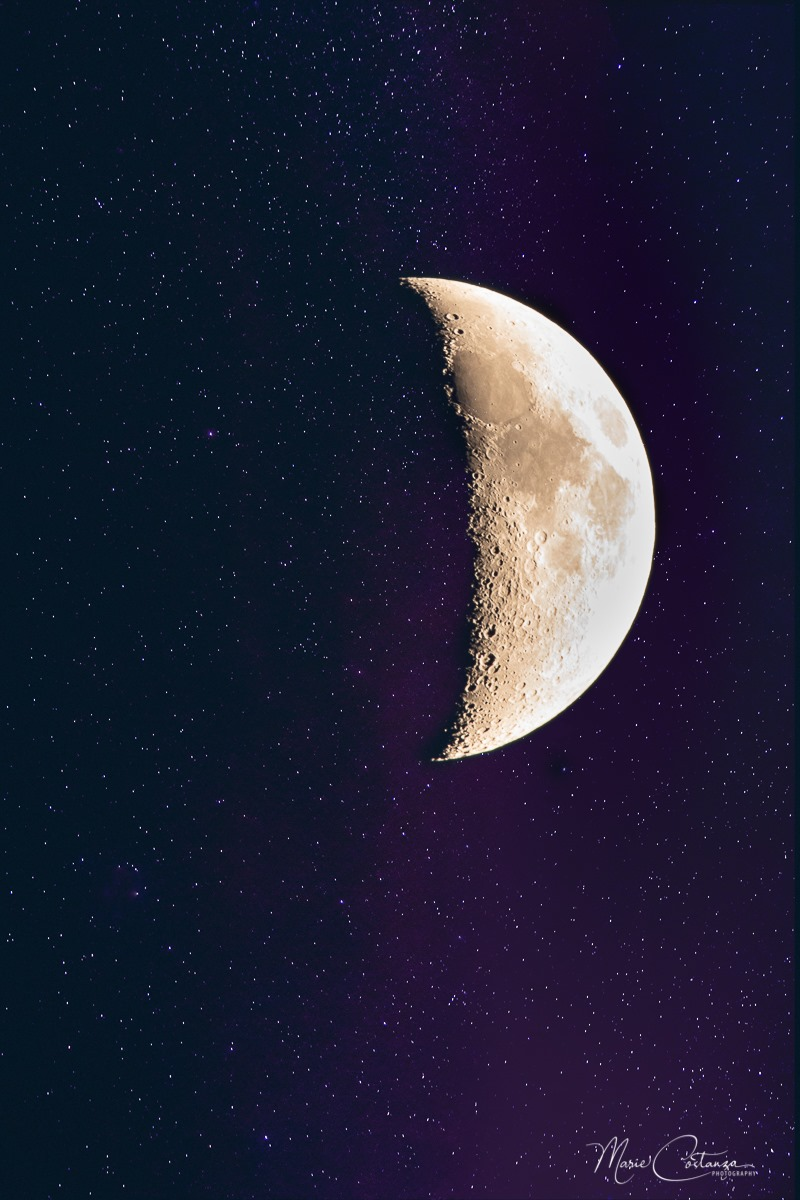 Marie Costanza Moon Composite