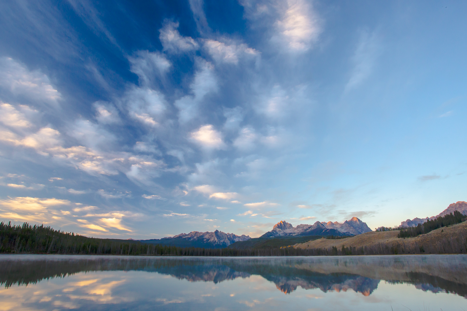 Tips for Dramatic Skies - Wide angle plus polarizer a bad combination