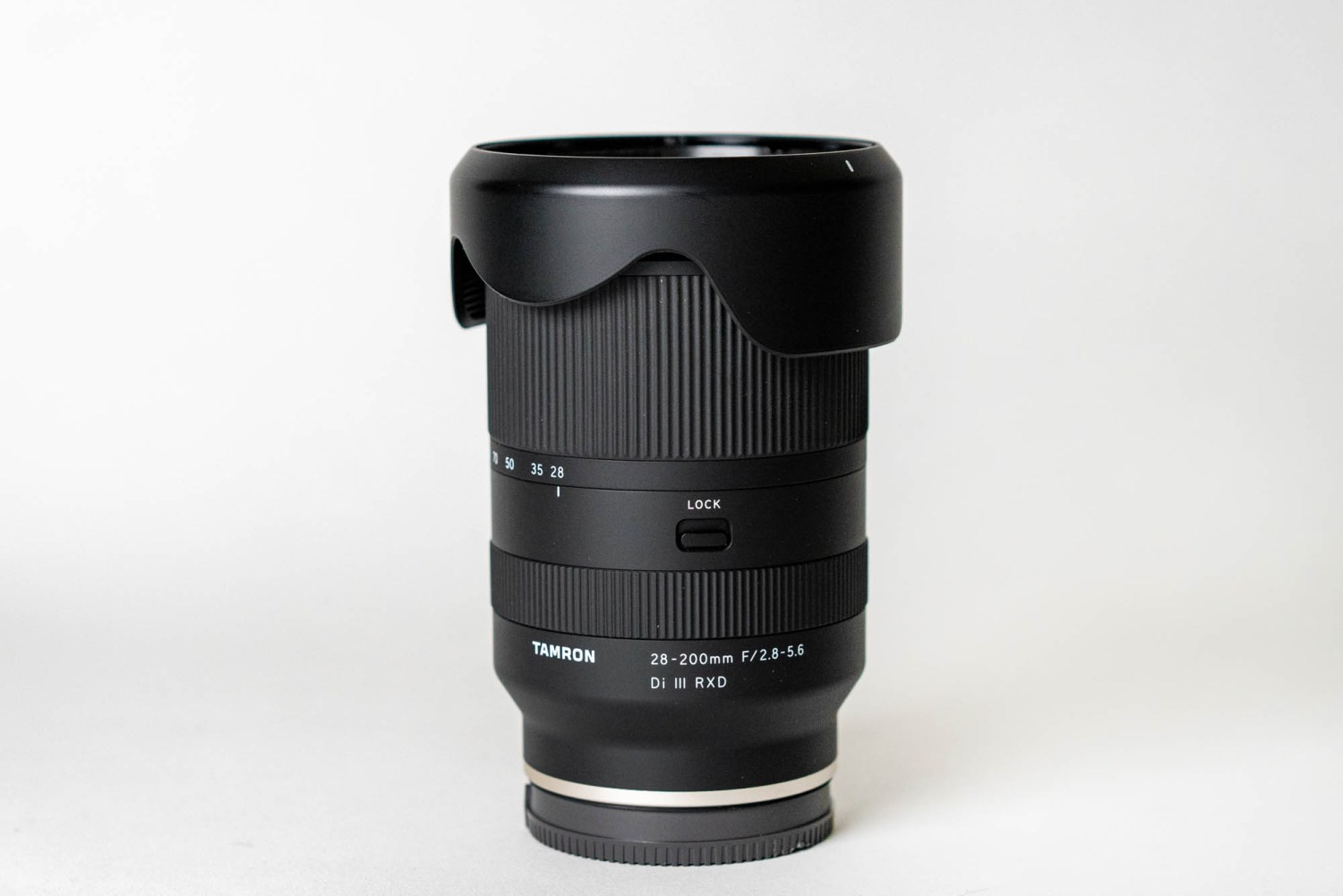 Tamron 28-200mm for Sony