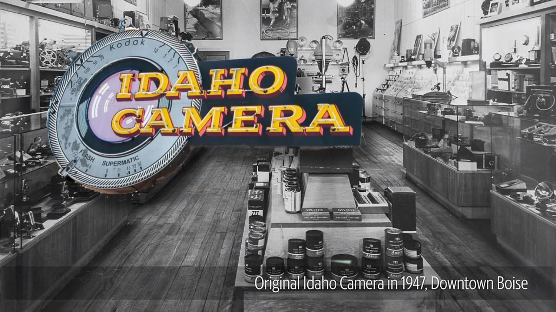 Idaho camera