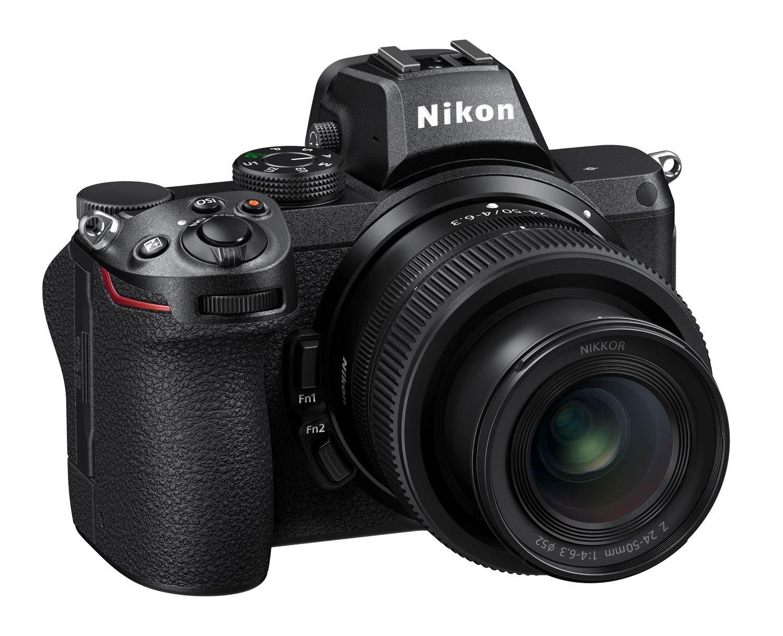 Nikon announcement
