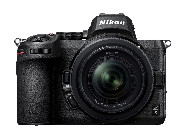 Nikon's 2019 mirrorless shipments
