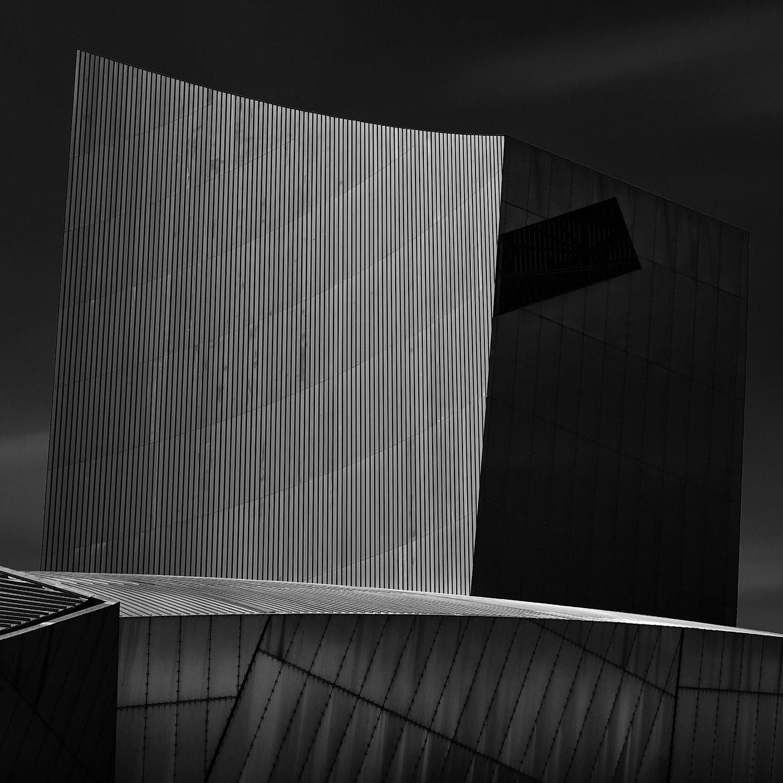 diretrizes para fotógrafos de arquitetura em preto e branco