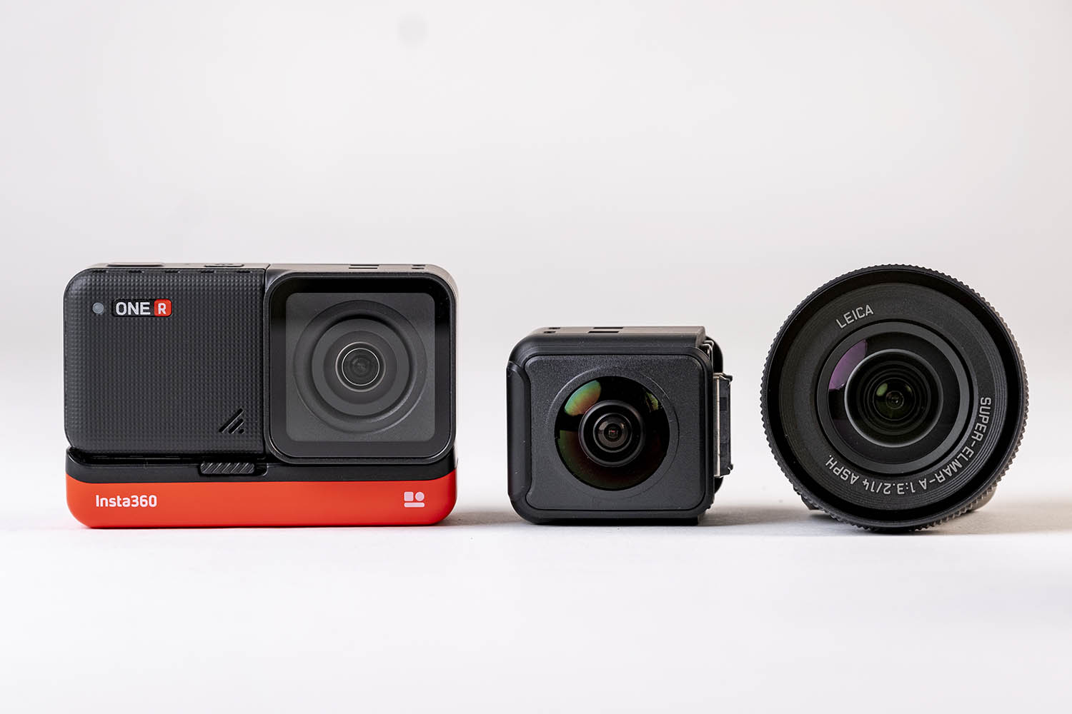 Insta360 One R review with mods