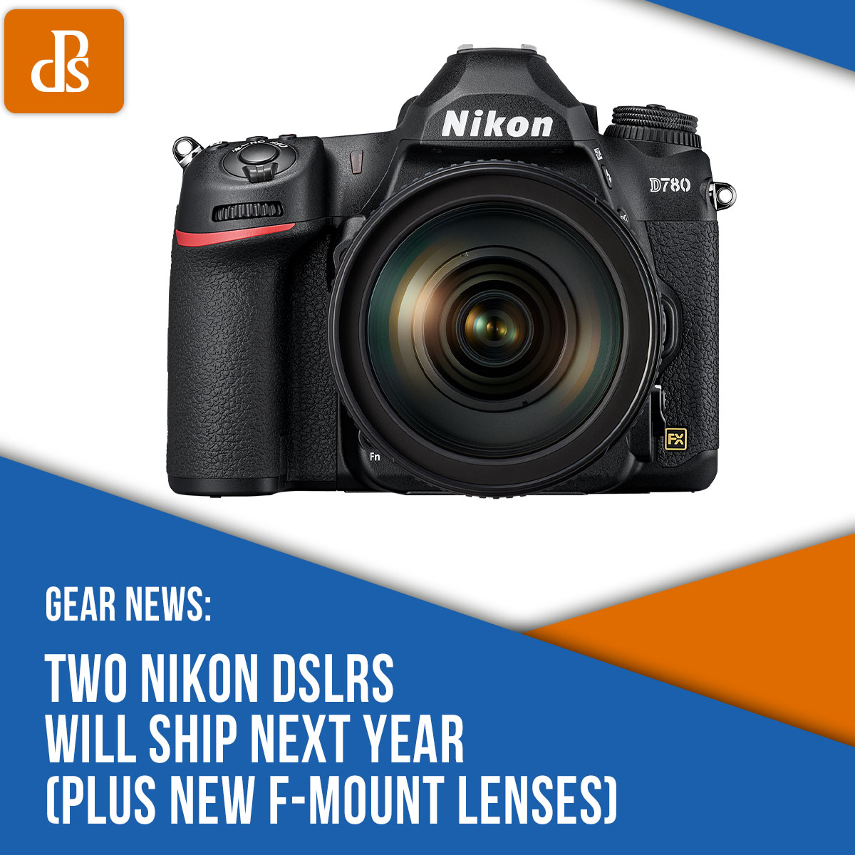 Nikon DSLRs next year