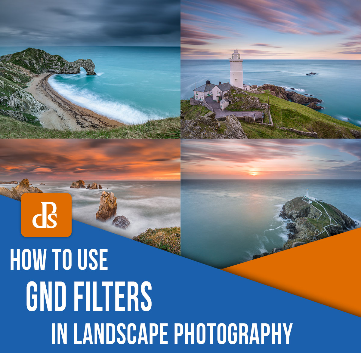 graduated neutral density filters landscape photography
