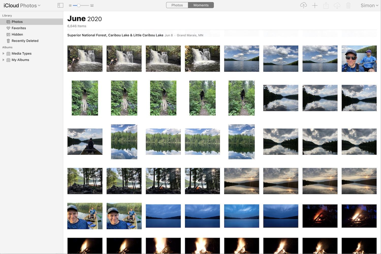 Best Online Photo Storage iCloud