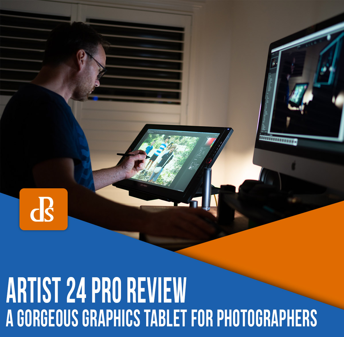 XP-Pen Artist 24 Pro Review: A Gorgeous Graphics Tablet for Photographers