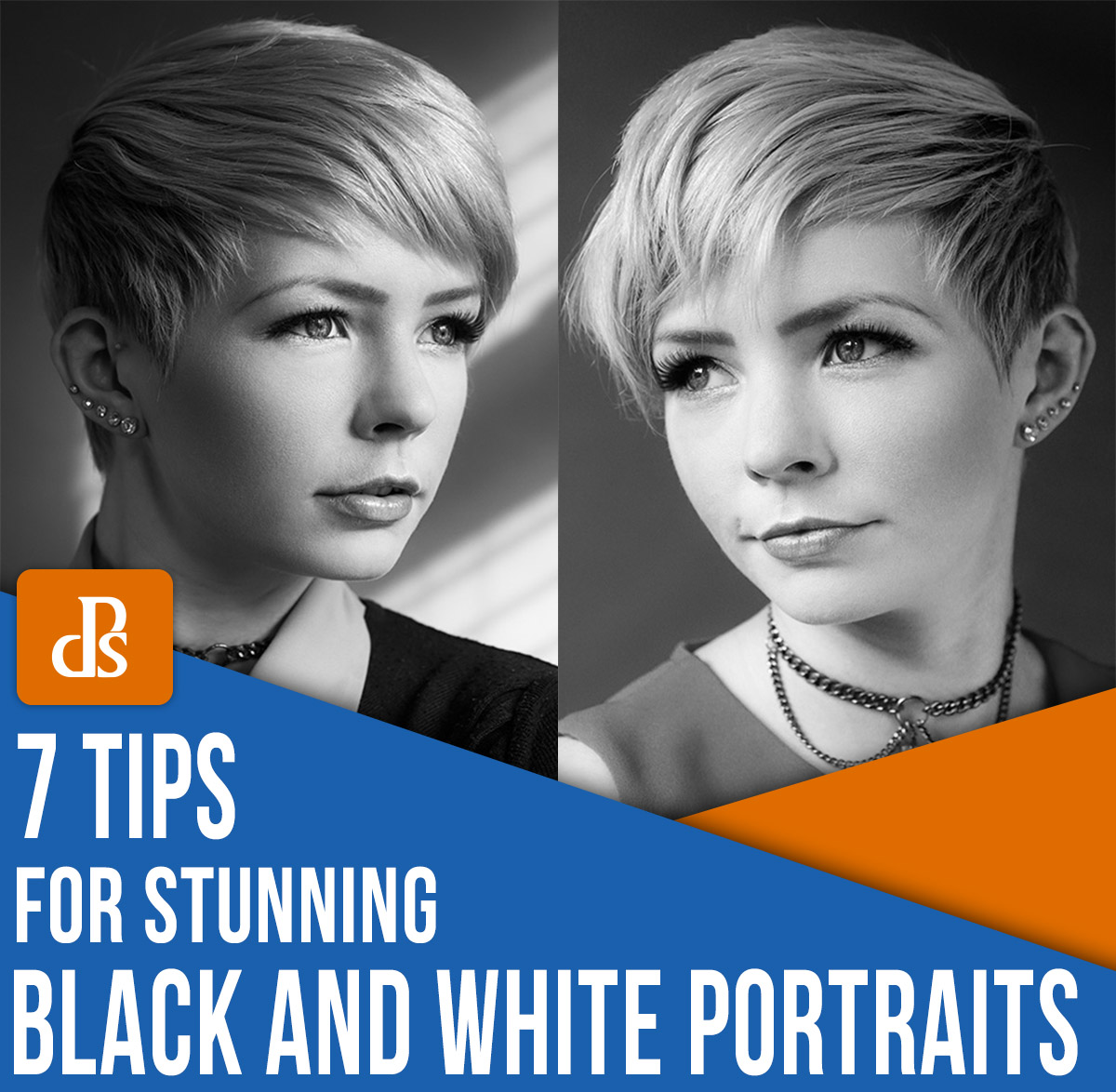 tips for black and white portrait photography