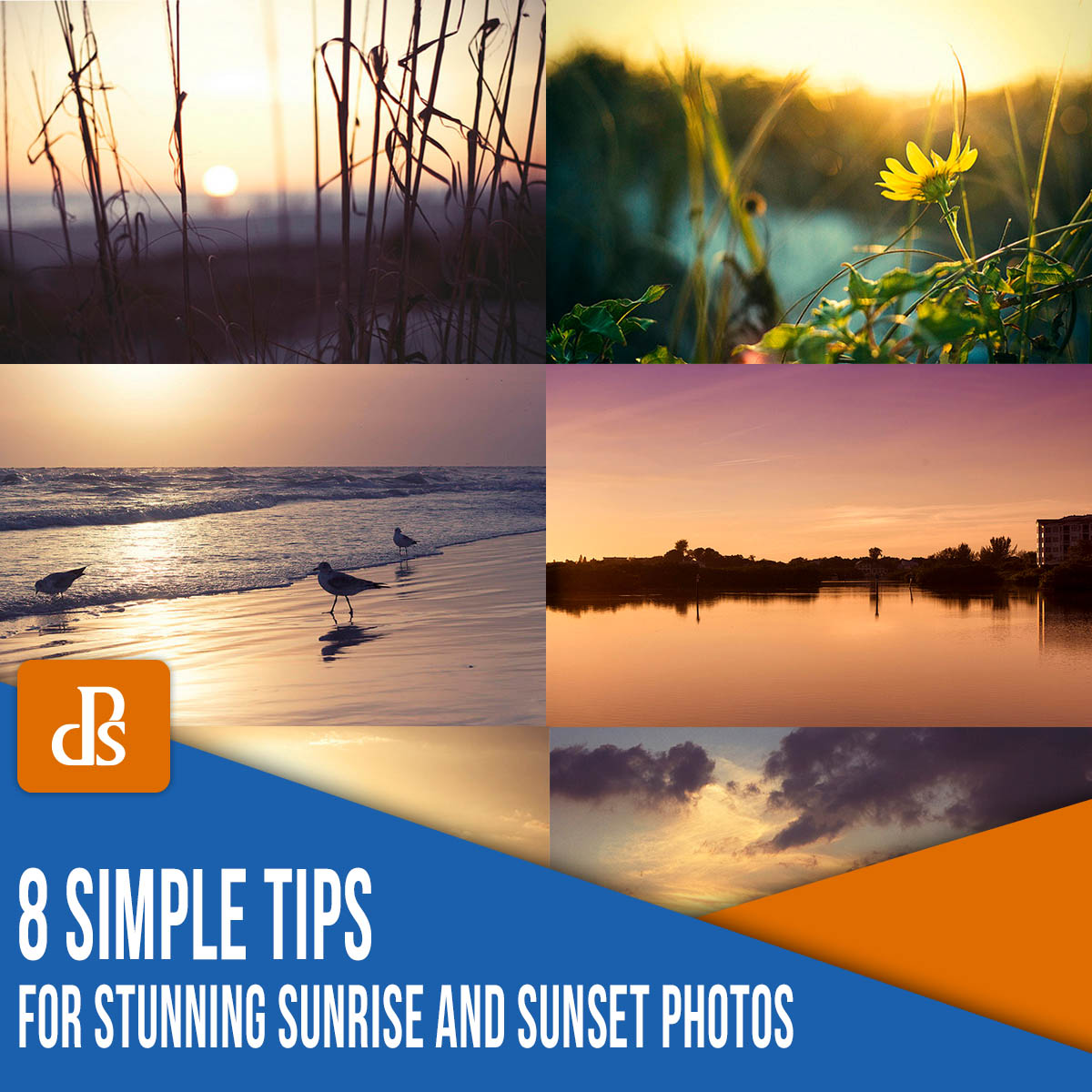 8 simple tips for stunning sunrise photography and sunset photography